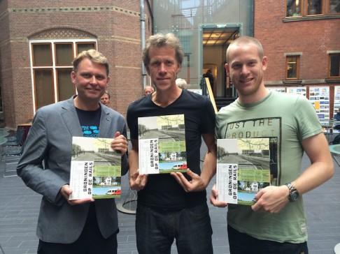 'Groningen op de rails; Railvervoer 1860-2020'