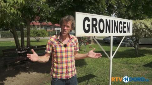 Groningen ligt in Suriname