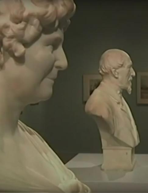 Bustes Mesdag-Van Calcar.