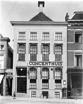 Concerthuis.