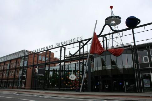 De Oosterpoort Groningen.