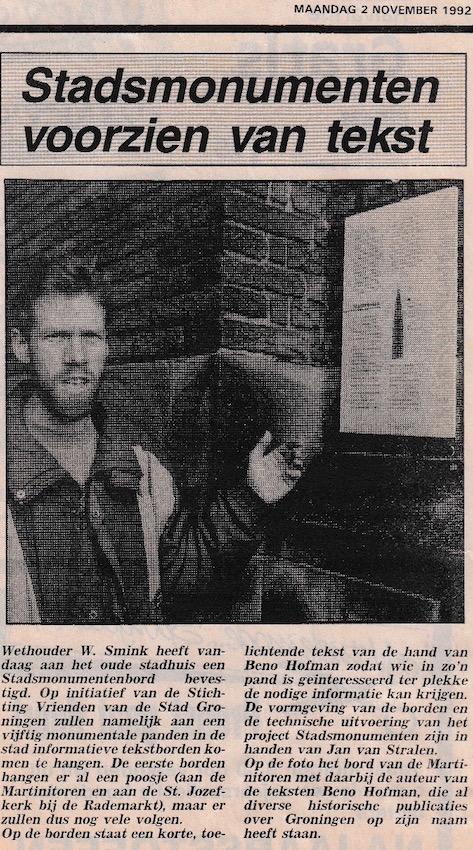 Gezinsbode 2-11-1992