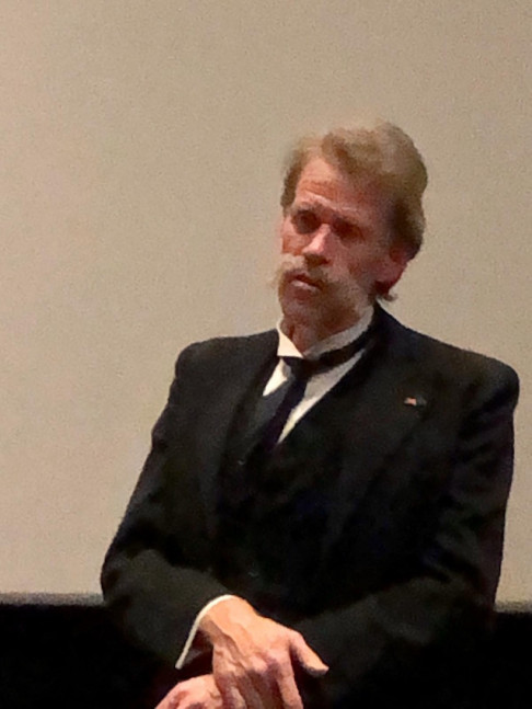 Jan Evert Scholten aan het woord