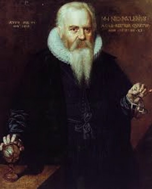 Nicolaas Mulerius.