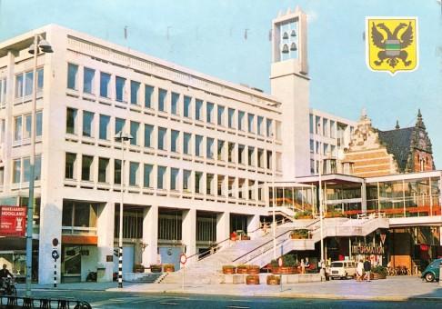Nieuwe stadhuis.
