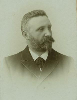 Pieter Roelf Bos en zijn atlas