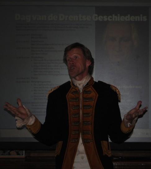 Petrus Hofstede opent Dag Drentse Geschiedenis