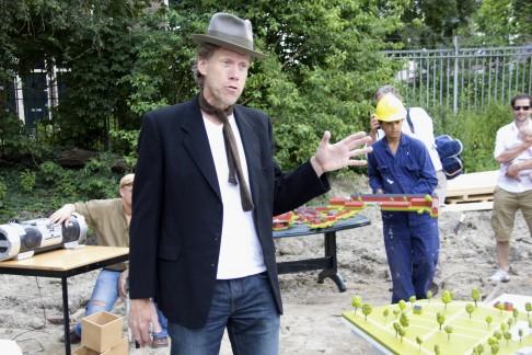Presentatie als architect Tuinwijk