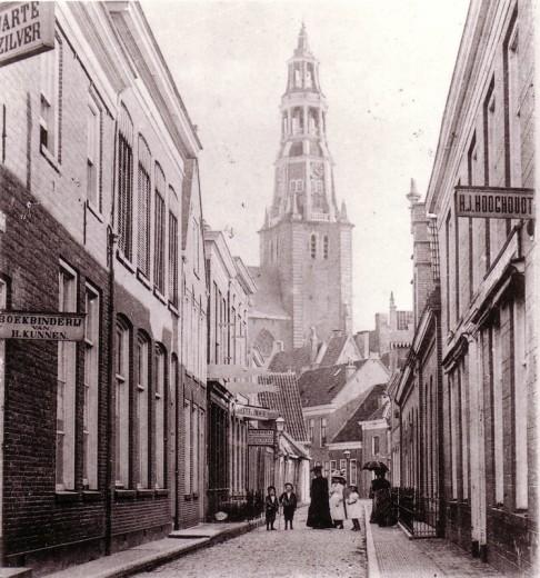 Akerkstraat.