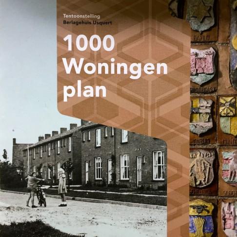1000 Woningenplan