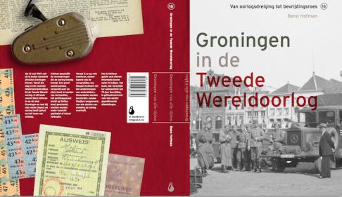 Groningen in de Tweede Wereldoorlog