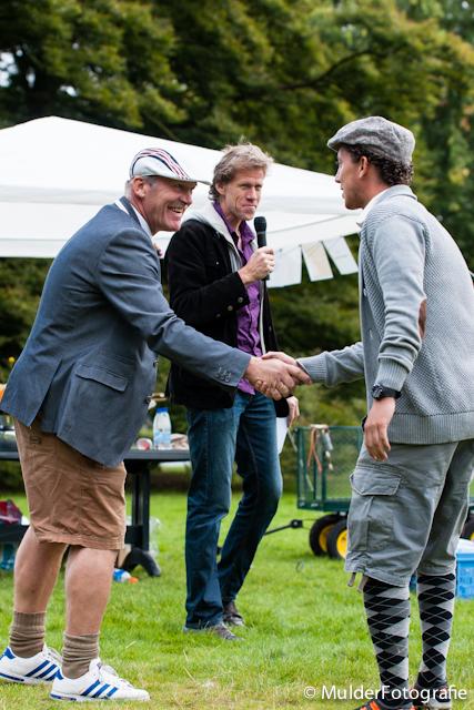 Prijsuitreiking Footgolf 2012