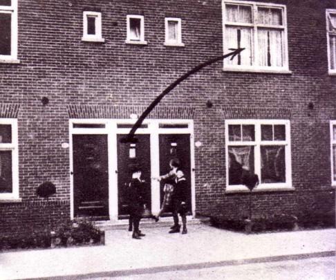 Graaf Adolfstraat 68b, het geboorteadres van de 100.000ste stadjer