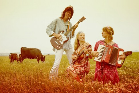 poster 'Na Woodstock'