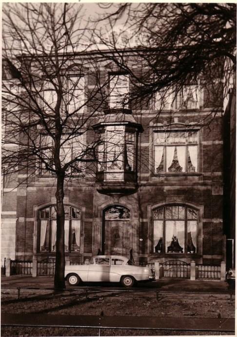 Ubbo emmiussingel omstreeks 1960.JPG